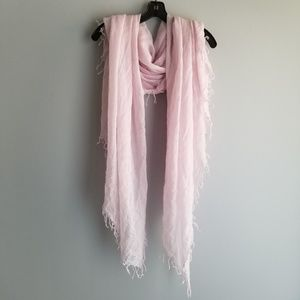 💥NEW💥CHAN LUU Cashmere and Silk Scarf-Pink